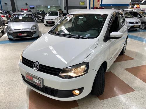 Volkswagen Fox Mi Highline 1.6 2014 Branco 4p