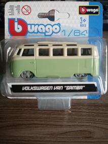Volkswagen Kombi Burago/hot Wheels