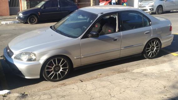 Civic Ex Sedan Mt 99/99 Turbo/intercooler