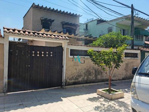 Imagem 1 de 30 de Casa Com 3 Dormitórios À Venda, 233 M² Por R$ 540.000,00 - Campo Grande - Rio De Janeiro/rj - Ca0659