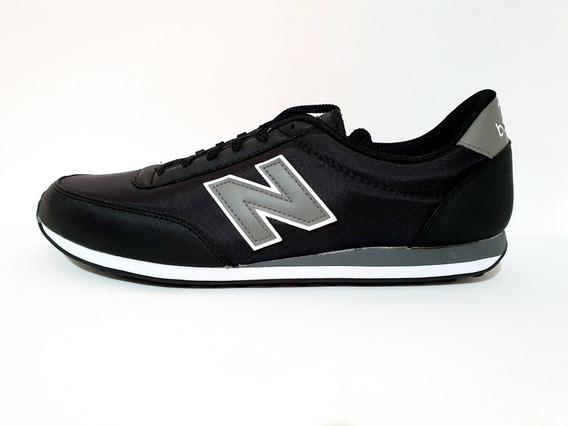 Tenis New Balance Classics Traditionnels Negro U410cc