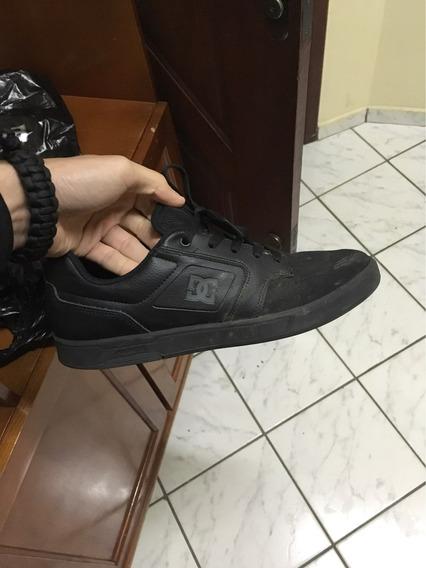 Tênis Dc Shoes 1 Dia De Uso Com Garantia + Nota 100% Origina