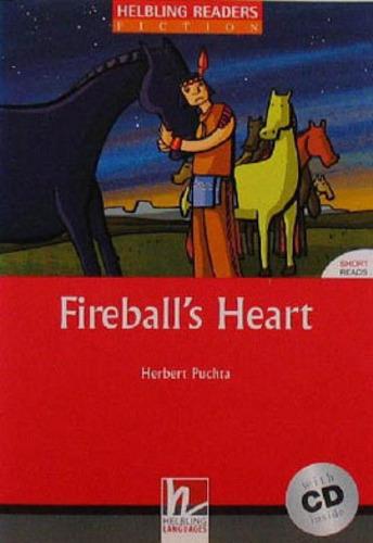 Imagem 1 de 1 de Fireball's Heart - With Cd - Starter