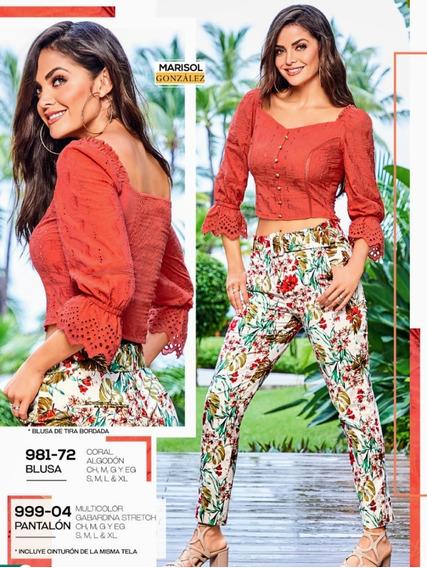 Pantalón Multicolor 999-04 Cklass Primavera-verano 2020