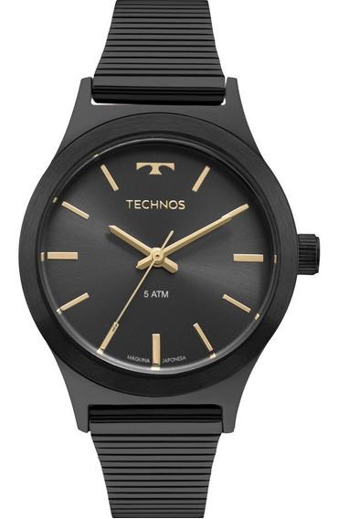 Relógio Technos Feminino Elegance Original Nota 2035mqj/4c