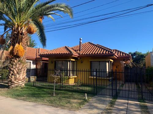Imagen 1 de 20 de Vendo Casa Sector Carretera El Cobre Rancagua