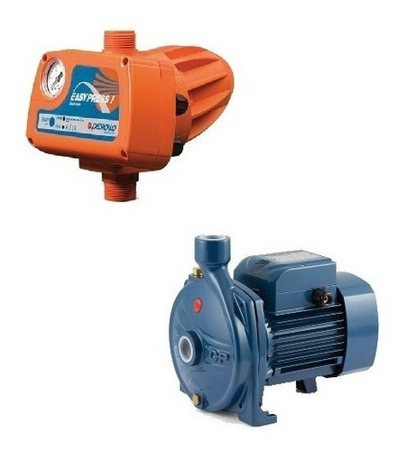 Bomba Agua 1 Hp Cpm620 Y Press Control Pedrollo Italianos
