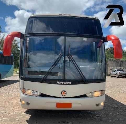 Onibus Rodoviario Motor Traseiro Marcopolo Paradiso 1200 Mb