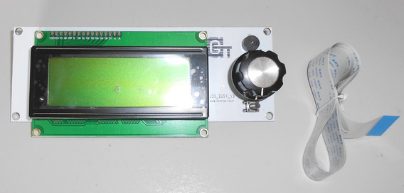 Display Impressora 3d Lcd 2004 Vb Geeetech