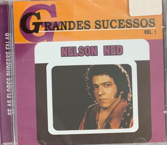 Cd Nelson Ned - Grandes Sucessos (original E Lacrado)