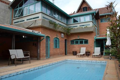 Casa Com 3 Dormitórios, 380 M² - Venda Por R$ 999.000,00 Ou Aluguel Por R$ 4.000,00 - Bonfim - Campinas/sp - Ca4117