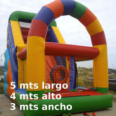 Arriendo Juegos Inflables Puente Alto Servicios En Mercado Libre Chile
