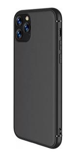 Capa Case Ultra Slim iPhone 11 Pro + Pel Vidro Temperado