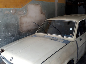 Ford Belina 77
