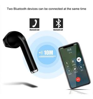 Audífonos Bluetooth I7s Tws (tipo AirPods)