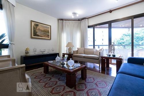 Apartamento À Venda - Paraíso, 4 Quartos,  190 - S893017166