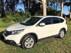 Honda Cr-v 2.4 4wd Versión Ex-l (extra-full) Cuero Y Techo