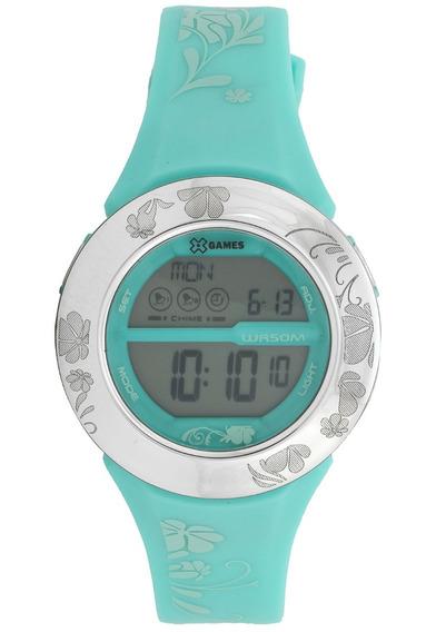 Promoção Relógio X Games Feminino Original Xfppd033 Bxab