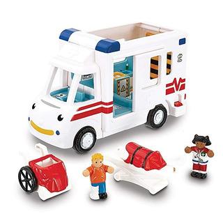 Wow De Robin Rescate Médico - Emergencia (5 Piezas)