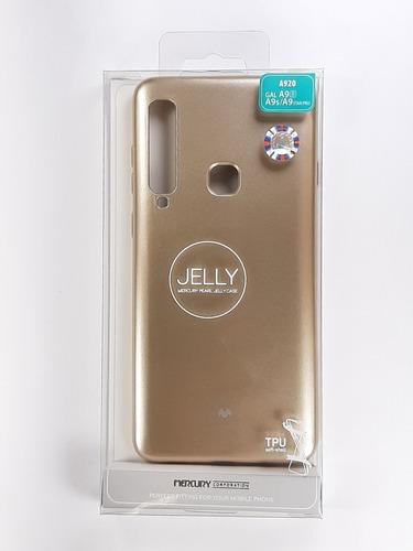 Funda Galaxy A9 2018 Mercury Goospery Jelly Case