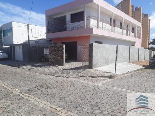 Casa Com Ponto Comercial A Venda Ou Aluguel, Dix-sept Rosado