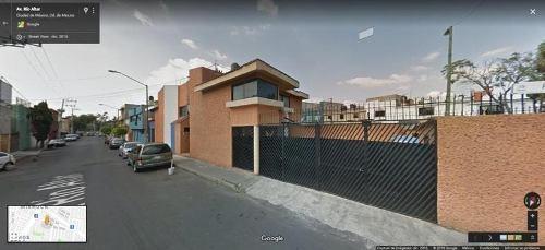 Oportunidad Casa De Remate Bancario En Col Paseo Churubusco