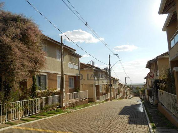 Jardim Santa Cândida - Casa Em Condomínio 3 Quartos, 1 Suíte - Ca13335