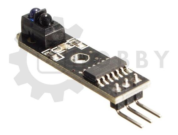 Módulo Seguidor Linha Tcrt5000 Infravermelho Arduino *190606