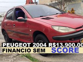 Peugeot 206 Financiamento Mesmo Sem Score