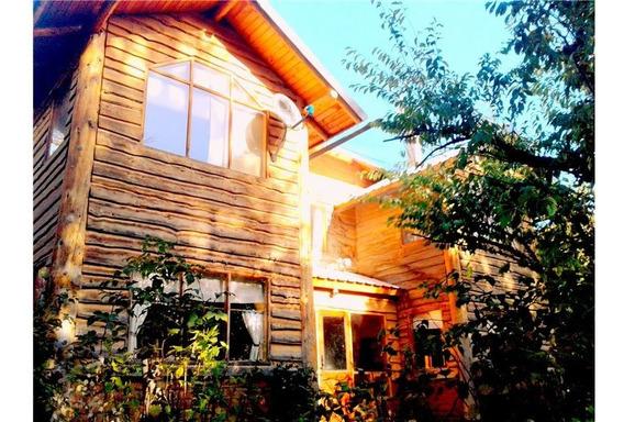 Casa En Venta Bariloche 8 Amb -s.ignacio Del Cerro
