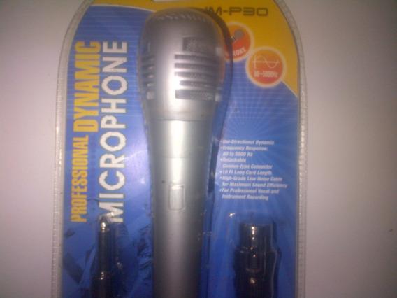 Microfono Jwin