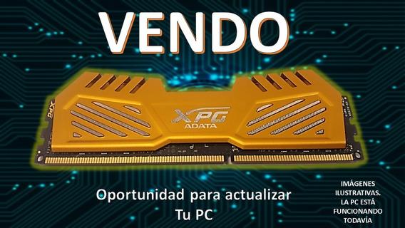 Memoria Ram Xpg 8g Ddr3 2400 Ghz