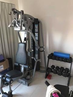 Estación Multifuncional Life Fitness G4