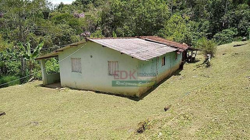 Imagem 1 de 5 de Chácara Com 1 Dormitório À Venda, 1800 M² Por R$ 110.000 - Pouso Alto - Natividade Da Serra/sp - Ch0594