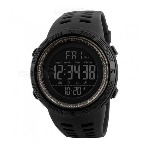 Reloj Skmei 1251 Los Deportes Digital Impermeable-negro