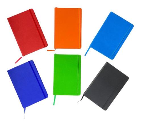 Imagen 1 de 1 de 3 Piezas Libreta Smyrna Personalizada Colores Surtidos