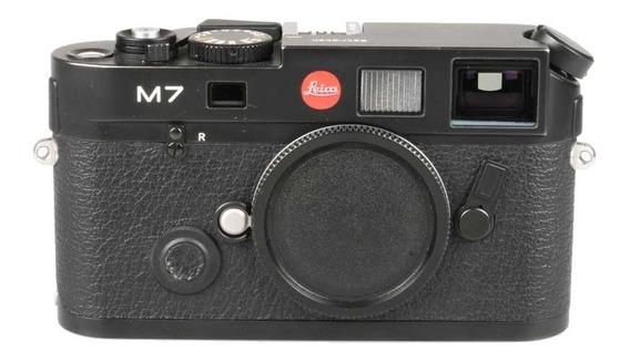 Câmera Analógica 35mm Leica M7 (betriebsk) 0.72x Corpo