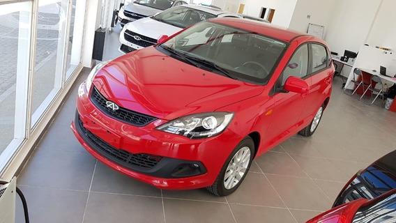 Fulwin 2 Hatchback Fl 0km Rojo