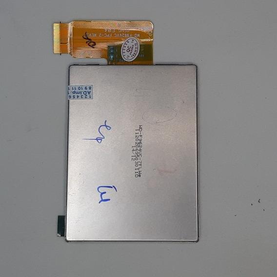 Display Lcd Fuji Fine Pix S2980/s4800/s4000/s3300 Novo Orig.
