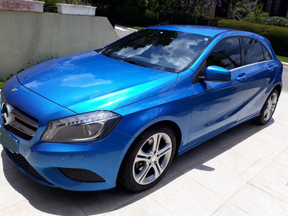 Mercedes-benz Classe A 1.6 Urban Turbo 5p 2013