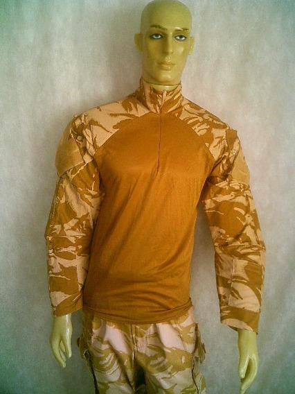 Camisa Mtp S.a.s. Britânica
