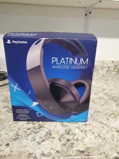 Auriculares Inalámbricos Playstation Platinum Ps4