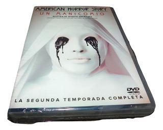 American Horror Story Temporada 2 En Dvd Envio Gratis