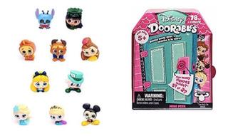 Juguetes Disney Doorables Minipack Tipo Shopkins Hatchimals