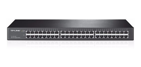 Switch Gigabit De 48-portas Tl-sg1048 Tp-link 10/100/1000