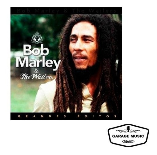 Vinilo Bob Marley & The Wailers - Grandes Éxitos - Procom