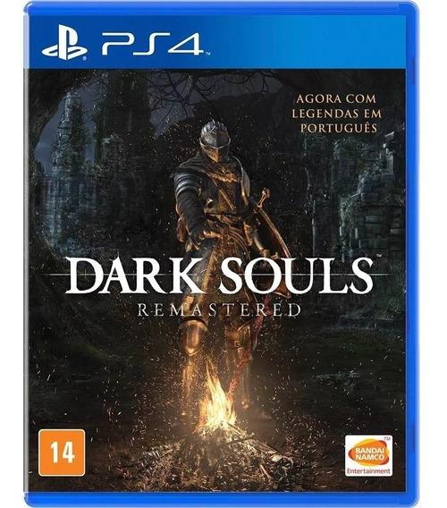 Dark Souls Remastered - Ps4 Pt-br Code 1 Envio Agora