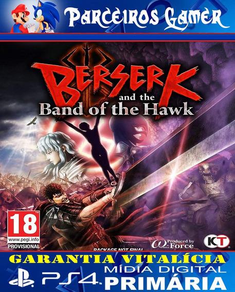 Berserk And The Band Of The Hawk - Ps4 1 - Digital - Ação