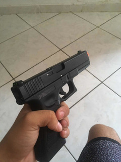 Airsoft Glock Gbb Full Metal + Kit