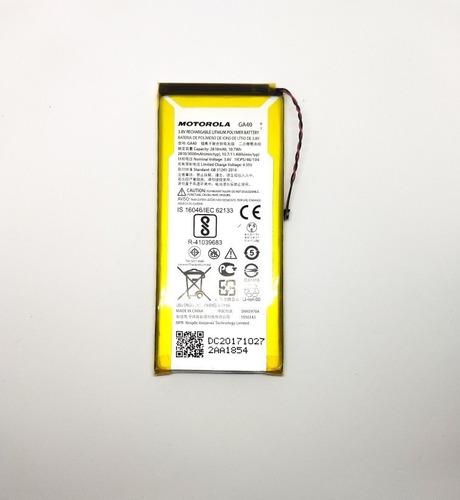 Bateria Motorola Moto G4 Plus Ga40 Original